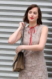 Dakota Johnson - Gucci Cruise in New York City, June 2015