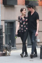 Dakota Johnson - Out in New York City, June 2015