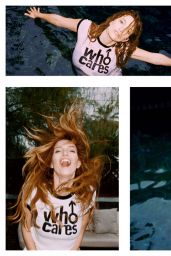 Dani Thorne - Petals and Peacocks Summer Lookbook 2015