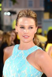 Danielle Lloyd - Minions World Premiere in London