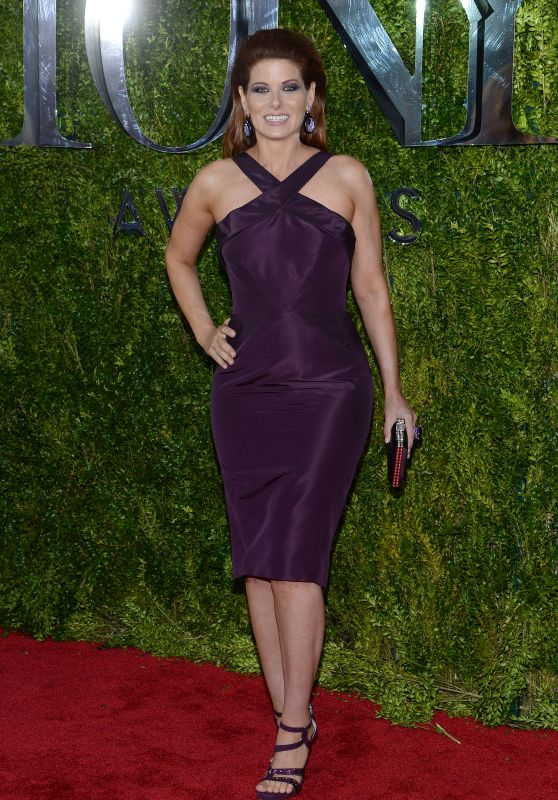 Debra Messing – 2015 Tony Awards in New York City