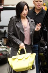 Demi Lovato - Out in New York City, June 2015