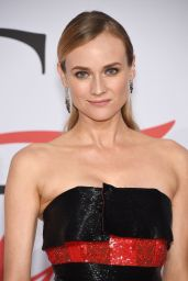 Diane Kruger – 2015 CFDA Fashion Awards in New York City