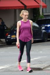 Diane Kruger Gym Style - Out in New York, June 2015