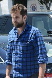 Diane Kruger - Leaving Fred Segal in LA, June 2015