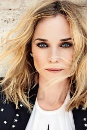 Diane Kruger - Photoshoot for Grazia Magazine (France) May 2015
