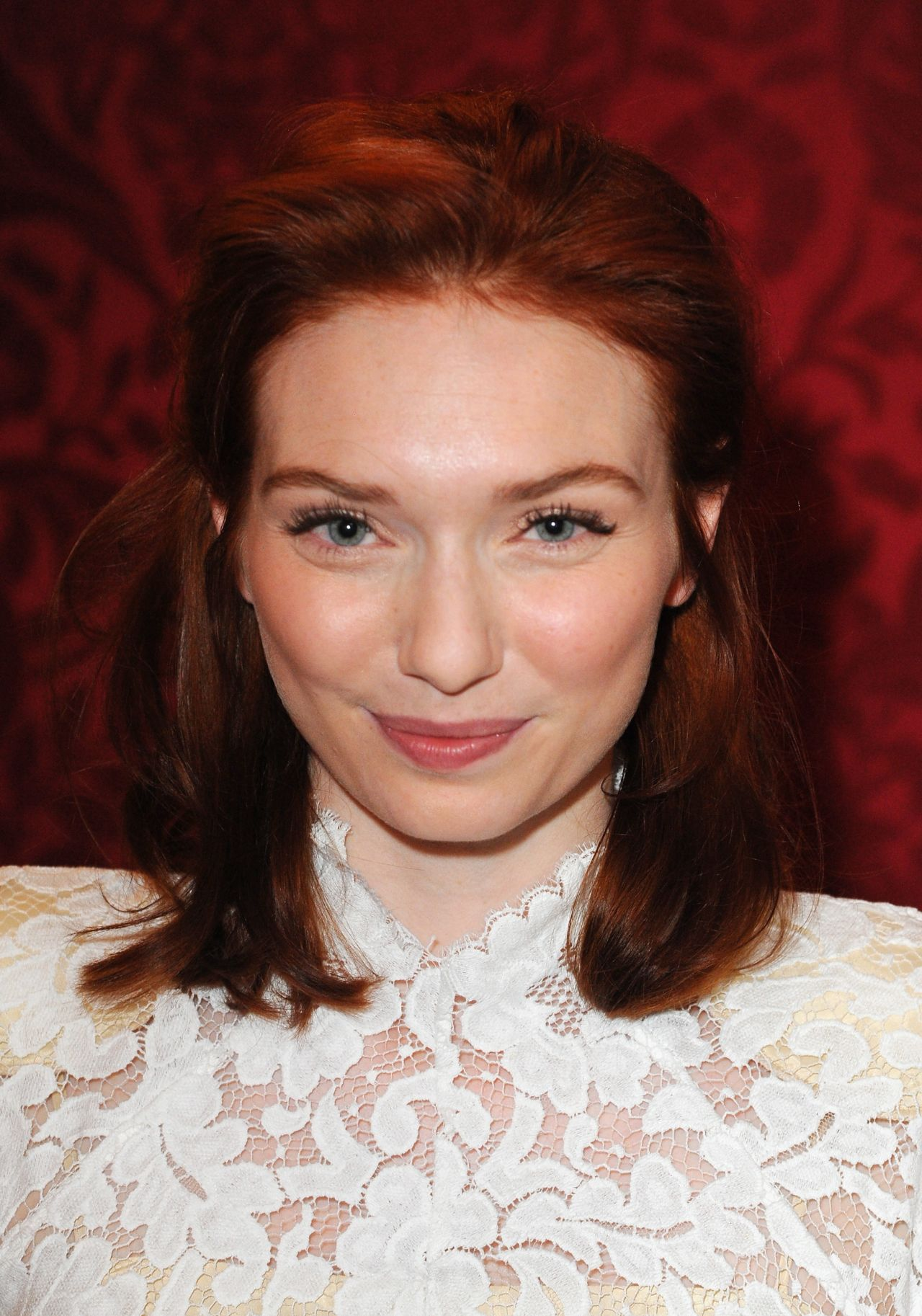 Eleanor Tomlinson 2015 Audi Polo Challenge In London