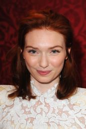 Eleanor Tomlinson - 2015 Audi Polo Challenge in London