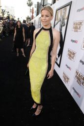 Elizabeth Banks Style - Magic Mike XXL premiere in Los Angeles