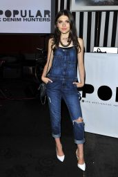 Elle Winter - POPULAR TV Celebrates Denim Hunters in Beverly Hills