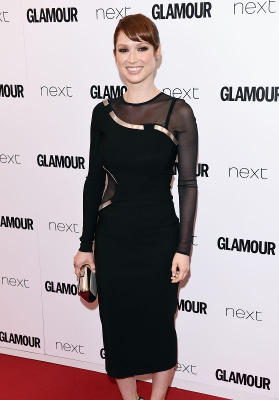 Ellie Kemper – 2015 Glamour Women Of The Year Awards in London