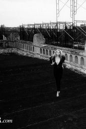 Elsa Hosk - Photoshoot for DuJour Magazine Summer 2015