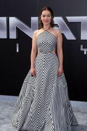 Emilia Clarke – Terminator: Genisys Premiere in Hollywood