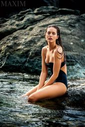 Emily Didonato - Maxim Magazine - August 2015 Issue