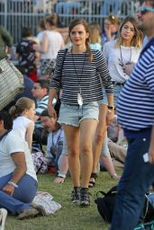 Emma Watson - 2015 British Summertime Festival in London