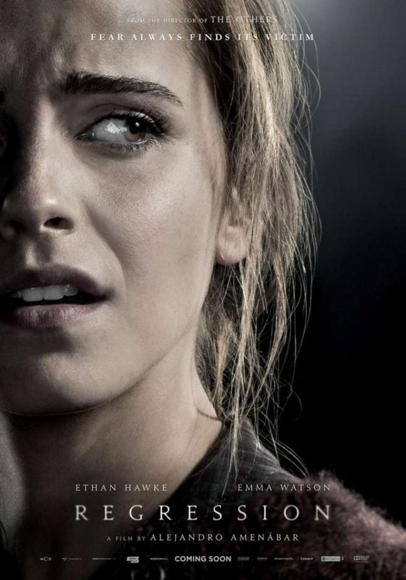 Emma Watson – Regression Movie Poster 2015