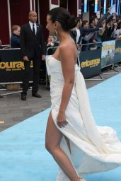 Emmanuelle Chriqui - Entourage Premiere in London