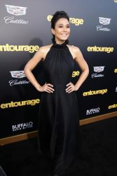 Emmanuelle Chriqui – Entourage Premiere in Westwood