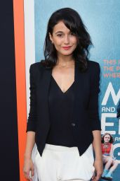 Emmanuelle Chriqui - Me & Earl & the Dying Girl Premiere in Los Angeles