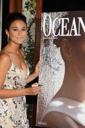 Emmanuelle Chriqui - Ocean Drive Magazine Cover Party in Miami Beach, June 2015