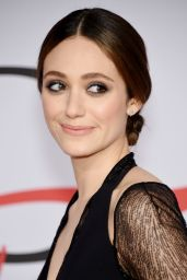 Emmy Rossum – 2015 CFDA Fashion Awards in New York City