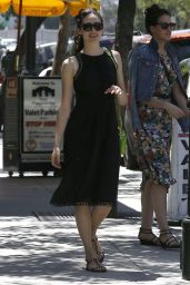 Emmy Rossum - Out in Pasadena, June 2015
