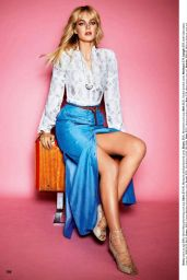 Erin Heatherton - Cosmopolitan Magazine (Australia) July 2015 Issue