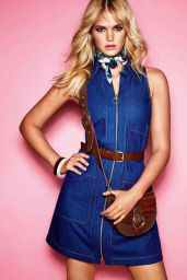 Erin Heatherton - Cosmopolitan Magazine (Australia) July 2015 Issue