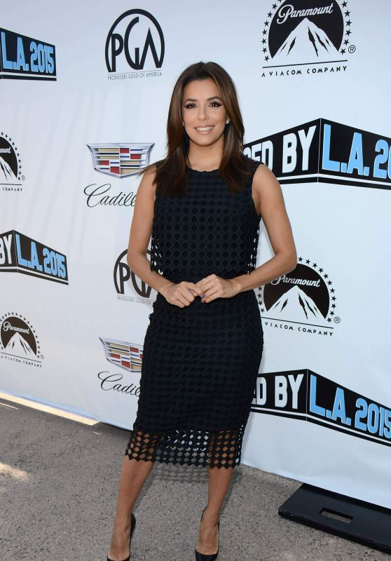 Eva Longoria - 2015 Produced By Conference in Hollywood