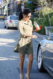 Eva Longoria - Ken Paves Salon in West Hollywood, June 2015