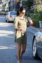 Eva Longoria - Ken Paves Salon in West Hollywood, June 2015