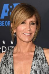 Felicity Huffman – 2015 Critics Choice Television Awards in Beverly Hills