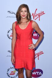 Garbine Muguruza – Pre-Wimbledon Party 2015 at Kensington Roof Gardens 99 in London