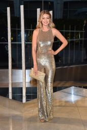 Gigi Hadid – 2015 CFDA Fashion Awards in New York City