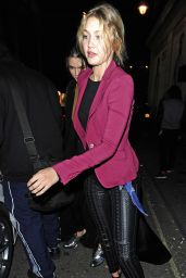 Gigi Hadid Night Out Style - Leaving