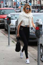Gigi Hadid - Out in Hollywood, June 2015