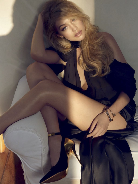 Model Gigi Hadid mobile wallpaper,photoshoot - HD Mobile Walls