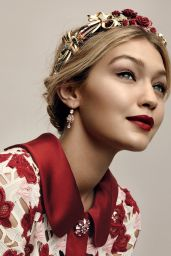 Gigi Hadid - Vogue Magazine July 2015