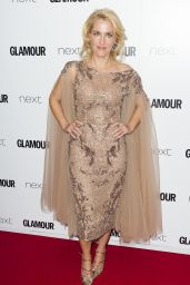 Gillian Anderson – 2015 Glamour Women Of The Year Awards in London