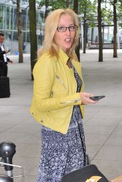 Gillian Anderson at London
