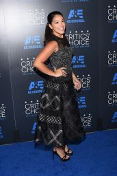 Gina Rodriguez – 2015 Critics Choice Television Awards in Beverly Hills