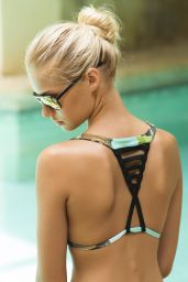Gintare Sudziute - Touché Spring Summer Swimwear Collection 2015 (+84)