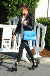 Hailey Baldwin Casual Style - Out in LA, June 2015