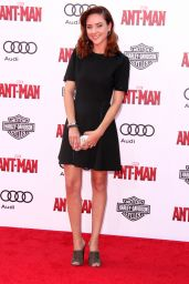 Haley Ramm – Marvel's 'Ant-Man' Premiere in Hollywood