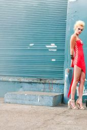 Hannah Glasby Photoshoot - Love Culture Collection 2015