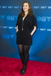 Hayley Atwell - 2015 CTV Upfronts in Toronto