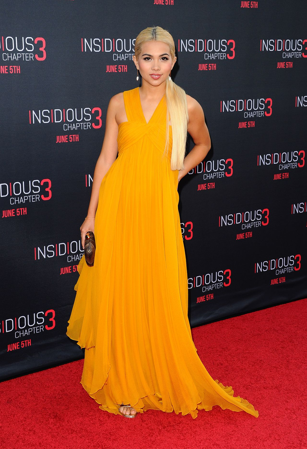Insidious Chapter 3 Quotes About Love : Related Pictures Hayley Kiyoko Hair Pictures to pin on Pinterest