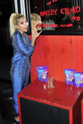 Hayley Kiyoko - POPULAR TV Celebrates Denim Hunters in Beverly Hills