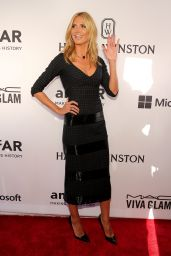 Heidi Klum - 2015 amfAR Inspiration Gala in NYC