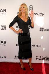 Heidi Klum - 2015 amfAR Inspiration Gala in NYC